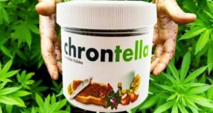 Chrontella, the new Nutella marijuana